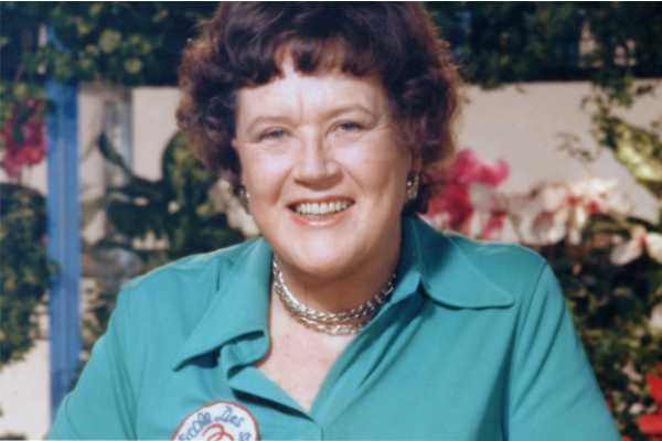 chef Julia Child
